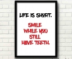 Smile. Размеры любые, от А-4 до 60х40 см (цена зависит от размеров)