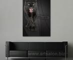 Panther 60х90 см. цена 20 у.е.