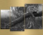 leopard black and white2 Размер 97х140 см. цена 35 у.е.