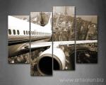 4-Panels-Photo-Prints-Aircraft-Wings