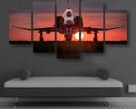 Fighter Phantom, size 80x160 cm. Размер 80х160 см цена 30 у.е.