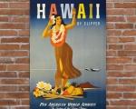Poster Pan American_Hawaii