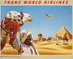 Vintage Travel Poster Egypt. Постеры могут быть любых размеров от А-4 до 60х90 см. цена зависит от размеров
