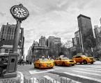 NY Taxi poster
