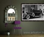 Old Car 01. Постер в рамке или на планшете, размер 60х85 см цена 15 у.е.