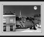 Black and white photo, cats on the roof, size 55x75 cm Все фото можно оформить в рамки из натурального дерева любых цветов или сделать как планшет без рамки, цена зависит от размеров, пишите нам artpost@bk.ru или Telegram