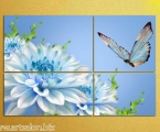 Butterfly 4 p
