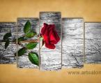 Rose black2 Размер 80х155 см. цена 40 у.е. со стразами