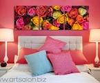 Roses 07 Размер каждой части 60х60 см. цена за комплект 40 у.е. Суперкачество!