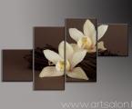 Vanilla flower. Цена зависит от размеров, пишите нам или звоните. artpost@bk.ru
