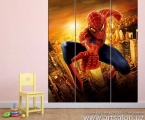 01.jpg Модульное панно из 3 частей. размеры 180х155 см. Человек паук украшен очень мелкими стразами (по желанию клиента) Цена 200 у.е. с установкой