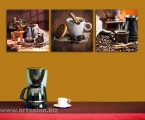 Coffee Decor Wall Art1. Размер каждой части 60х60 см. цена за все модули 30 у.е.