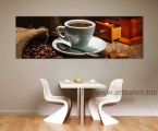 long coffee poster 180 sm. Размер 60х180 см. цена 50 у.е.