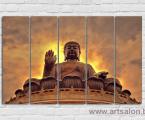 Buddha size 100x150 cm