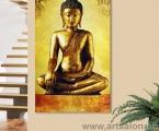 Buddha, size 60x110 cm