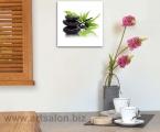 Flower feng shui, size 45x45 cm