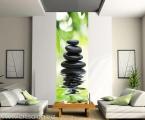 Zen_Stone. Размер 60х180 см. Покрытие глянцевый как стекло лак или матовый. Суперкачество!