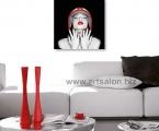 Fashion 1. Квадратный постер, размеры могут быть любые от 20х20 до 60х60 см. цена зависит от размеров