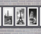 5 Town frame. Фото можно сделать на планшетах или в рамках, цена зависит от размеров