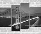 Bridge BW. Размер 100х145 см. цена 35 у.е.
