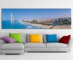 Dubai Panorama. Постер в виде планшета без рамки. размер 50х170 см. цена 40 у.е.