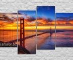 Golden Gate Bridge1. Цена зависит от размеров