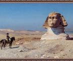 Sphinx and Napoleon.