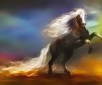 Horse 04 Размеры любые о А4 до 70х100 см. цена зависит от размеров. Размер 70х100 см. цена 30 у.е.