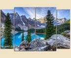 Mountain lake3. Размер 100х155 см. цена 35 у.е.