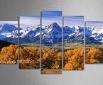 Triptych Mountain2. Размер 100х170 см. цена 50 у.е. (размеры можно сделать меньше)