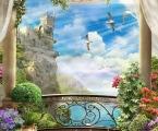 Terrace 07. Постер на планшете или в рамке, размер 60х60 см цена 10 у.е.