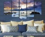 Ocean-wall-decor. Модульные декоративные панели МДФ с фотопечатью и покрытием лака. Наши картины легкие, объемные (толщина 2 см) они крепкие и безопасные, в отличии от картин на стекле, которые блестят и имеют дешевый вид, так же стекло хрупкий и опасный материал, картины на пластике тоже дешевая работа, пластик или акрил это химия, в теплое время они выделяют вредные вещества, нет ничего лучше настоящего дерева! Даже самая качественная печать со временем выцветает, она становится бледной, а солнечный свет только ускорит этот процесс. Как правило все призводители печатают на Китайской бумаге, потом делают ламинацию, это быстрый и дешевый способ покрыть печать (вся печать делается на водных чернилах, поэтому делают ламинацию во избежании попадания воды на картину, но эта пленка мутная и картина теряет резкость и яркость) Потом эта бумага бледнеет при попадании на нее солнечного света. (только лак защищает от попадания ультрафиолета) У нас другая печать и технология. Вся наши картины и фото покрываются защитным акриловым лаком, матовым или глянцевым при помощи ультрасовременного распылителя которым лакируют дорогие авто или мебель, поэтому наши картины яркие резкие не боятся влаги, можно протирать. Из-за отсутствия блеска матовые картины выглядят более сдержанно и очень солидно. Вот что пишет дизайнер из компании Apple. Я больше предпочитаю матовые картины, глянец категорически неприемлю, мой выбор обусловлен тем, что глянцевые картины бликуют при свете, и на них смотришь как в зеркало, где видно только твое изображение. Матовые картины можно смотреть независимо от того как и откуда свет падает на нее.