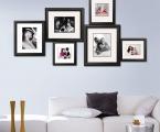 Украшайте семейную галерею в таком стиле, это очень модно!