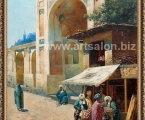 Painting of Central Asia
