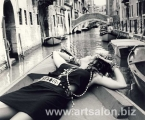 Retro photo Venice. Размер 60х60 см. цена 10 у.е.