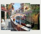 Venice Art1. Размер 100х135см. цена 35 у.е.