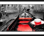 Venice gondola1. Постер на жесткой основе покрытый защитным лаком, рамка натуральное дерево, строгий гладкий профиль. Размер 115х70 см. цена 20 у.е. Суперкачество!