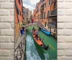 Venice poster boat 01