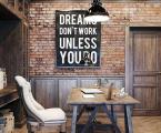 Постеры слова, цитаты, мотиваторы, заказывайте любую тематику и размеры