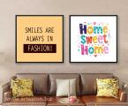 Home-quotes-art-decor-50x50-sm-2-pieces (Постеры в рамке или как планшет, цена за 2 шт 20 у.е.)