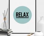 Poster-frame-Relax-65x45-sm (размеры любые)