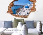Greece, Santorini, size 60x82 cm