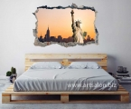 Statue of Liberty, size 60x90 cm
