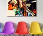 Abstract-art-print-60x70-sm