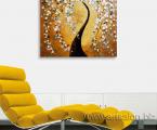 Tree-abstract-color-print-painting-60x60-sm Картины, фото, постеры можно оформить в рамки из натурального дерева, тонкие хай тек, прямые или фигурный широкий багет, цвета любые. Можно сделать печать на холсте или планшете (планшет- вид легкой мебельной плиты, толщина 20 мм. это модный Европейский стиль) После печати все работы покрываются лаком (картина без лака со временем выцветает и тускнеет, лак защищает от воздействия солнца и ультрафиолета) Наши работы нельзя порвать, проткнуть, они не боятся влаги и не такие опасные как картины на стекле (стекло тонкое, тяжелое, имеет дешевый вид, сильно блестит, дает отражения как в зеркале, яркие блики, отражение света, детали на картине плохо видны и надо помнить, что стекло это хрупкий и опасный материал!) Так же можете заказать картины красками ручной работы. Любые картины можно украсить стразами (красивый эффект капли воды на цветах или звезды на ночном небе) Наши работы - это гарантия качества на долгие годы! Цена зависит от размеров, пишите нам artpost@bk.ru Telegram, WhatsApp (99890) 975-10-05