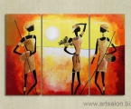 Abstract-Africa-Oil-Painting-80x120-sm