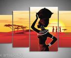 Modulnaya-kartina-jenshina-Afriki