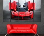 Ferrari, the size of 100x170 cm