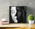 Delicate-photo-frame-mockup-2 размеры любые, от 20х20 см до 60х60 см цена зависит от размеров