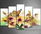 Flowers and butterfly1. Размер 100х150 см. цветы и бабочку можно украсить мелкими стразами (немного, для эффекта капель) цена за комплект 50 у.е. (размеры можно заказать меньше)